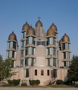 St Joseph Ukrainian Catholic Church in Chicago, IL, USA