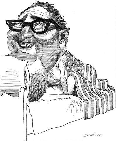 kissinger_david_levine