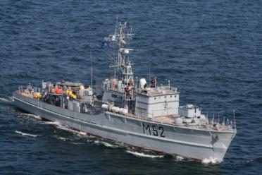 Lithuania Navy Minehunter Suduvis